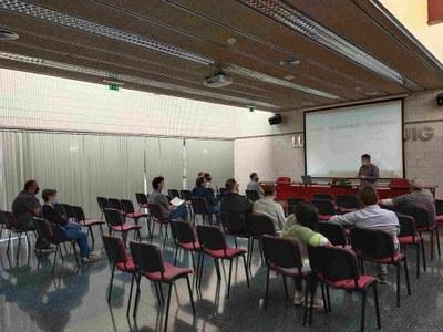 Sessió informativa a la Llotja sobre els ajuts Leader