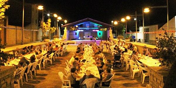 """S'inicien les festes de Barri de l'estiu a Bellpuig amb la """"Festa de Barri de la Plaça del Dipòsit"""""""