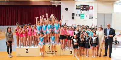 V Trofeu de Gimnàstica rítmica de conjunts del Club Ippon de Bellpuig