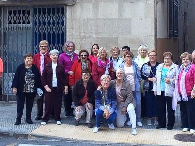 XVIII Caminada Memorial Carme Serra a Bellpuig